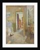 The Open Door, c. 1902-1903 by Edouard Vuillard