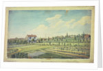 William Curtis's Botanic Gardens, Lambeth Marsh, c.1787 by James Sowerby