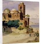 Palermo, 1839 by Carl Friedrich Heinrich Werner