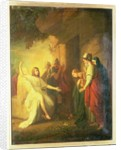The Women At The Sepulchre by Benjamin West