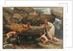 The Wonders of the Deep: an Idyll by Edward John Poynter