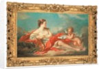 Erato, the Muse of Love Poetry by Francois Boucher