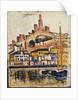 Marseilles by George Leslie Hunter