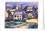 Ile de Brehat, Brittany by Samuel John Peploe