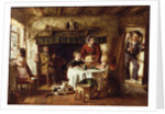 Christmas Day, 1867 by George Hardy