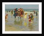 Beach Scene by Edward Henry Potthast