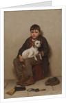 True Friends, 1900 by John George Brown