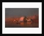 Fishing Off the Coast of Labrador, 1880 by William Bradford