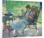 Day Dreams, c.1916 by Richard Edward Miller