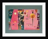 Rose Red by Wassily Kandinsky