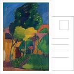Murnau, 1908 by Alexej von Jawlensky