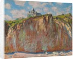 Church of Varengeville, Morning Effect by Claude Monet