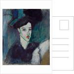 The Jewess by Amedeo Modigliani