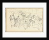 Scene of Figures by Jules Pascin