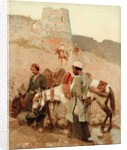 Traveling in Persia, 1895 by Edwin Lord Weeks