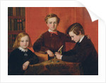 The Young Microscopists by John Edgar Williams