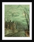 Under the Moonbeams, 1887 by John Atkinson Grimshaw