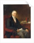 Portrait of William Davis of Leytonstone by Thomas Arrowsmith