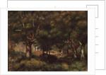 Woodland Landscape by Pierre Auguste Renoir