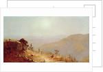 South Mountains, Catskills by Sanford Robinson Gifford