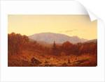 Twilight on Hunter Mountain by Sanford Robinson Gifford