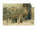 After Class, 1859 by Marc Louis Benjamin Vautier