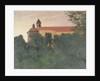 Landscape at Perouse by Felix Edouard Vallotton