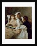Getting Better, 1876 by John Everett Millais