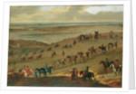 The Warren Hill, Newmarket by John Wootton