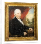 Portrait of William Cookson, early 18th century by English School
