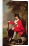 Portrait of Master Day by Gilbert Stuart