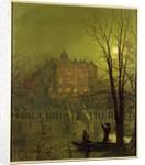 Under the Moonbeams, 1882 by John Atkinson Grimshaw
