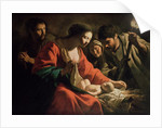 The Nativity by Antoine and Louis & Mathieu Le Nain