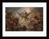The Destruction of the Palace of Armida, 1737 by Charles Antoine Coypel