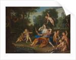Rinaldo and Armida, 1704 by Louis de Boullogne