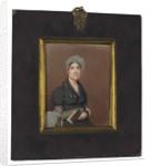 Maria Bowne Osgood, c.1789 by American School