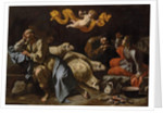 The Annunciation to the Shepherds by Master of the Annunciation to the Shepherds