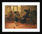 The Concert by Georg Jakobides