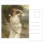 Diana, The Huntress by Guillaume Seignac