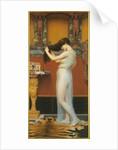 The Toilet, 1900 by John William Godward