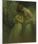 Spring Night, c.1910 by Alphonse Marie Mucha
