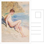 The bather, 1910 by Henry Scott Tuke