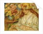 The Reader by Pierre Auguste Renoir