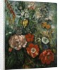 Flowers, c.1879 by Paul Cezanne