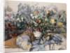A Large Bouquet of Flowers, c.1892-95 by Paul Cezanne