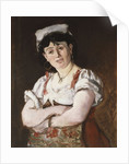 The Italian, 1860 by Edouard Manet