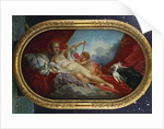 Venus and Cupid by Francois Boucher