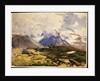 The Simplon, c.1910 by John Singer Sargent