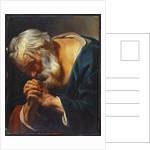 The Penitent St. Peter by Jacob Jordaens