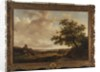 View on the Meuse, Holland, 1859 by Frederick Marianus Kruseman
